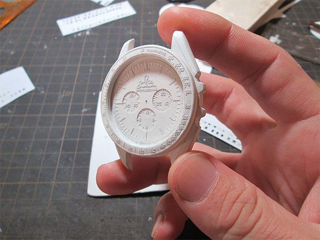 Orologi Di Carta Riproduzioni Manabu Kosaka