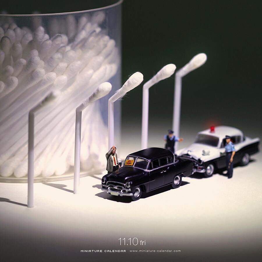 Scene In Miniatura Tatsuya Tanaka