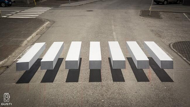 Esempi Di Design Urbano Creativo