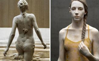 21 sculture di legno così realistiche che vi faranno venire la pelle d'oca