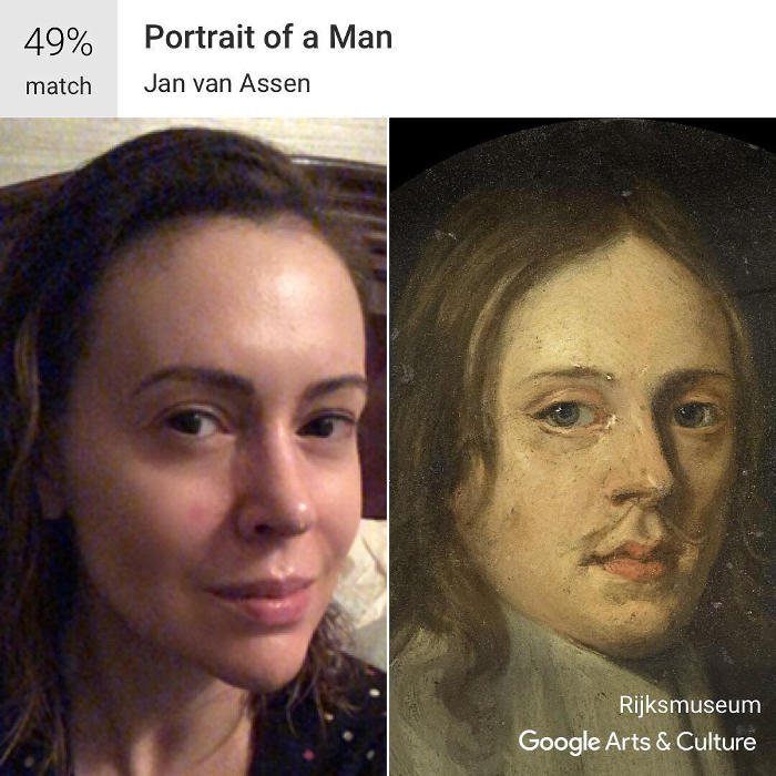 App Google Arts & Culture Trova Sosia In Opere D'Arte