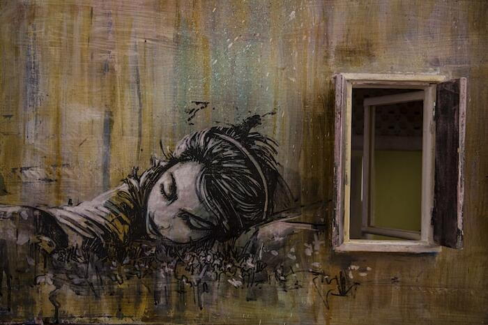 Casa Delle Bambole Abbandonata The Unchanging World Alice Pasquini