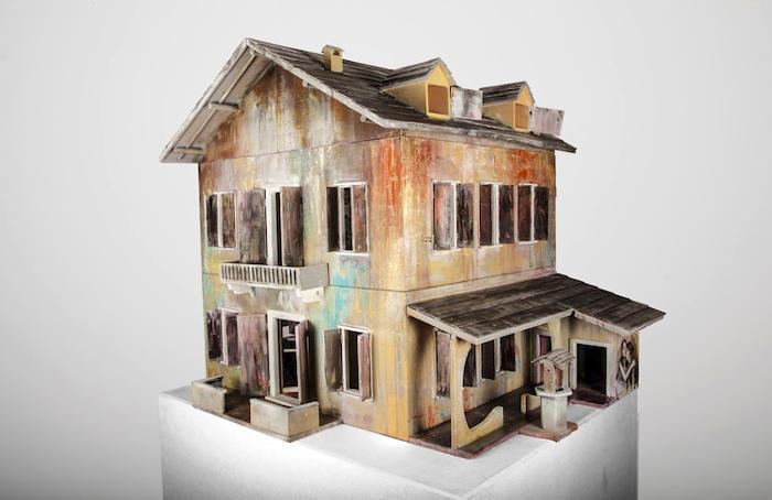 Visitate una perfetta casa delle bambole...