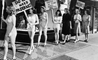 20 foto storiche di donne che hanno infranto le regole cambiando il mondo