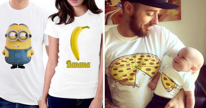 magliette divertenti per coppie