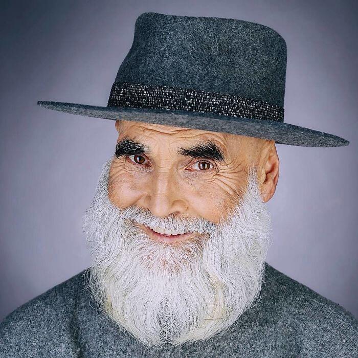 Modelli e modelle over 50, Igor Gavar