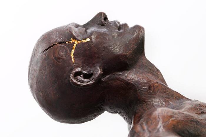 Sculture Figurative In Bronzo Di Paige Bradley