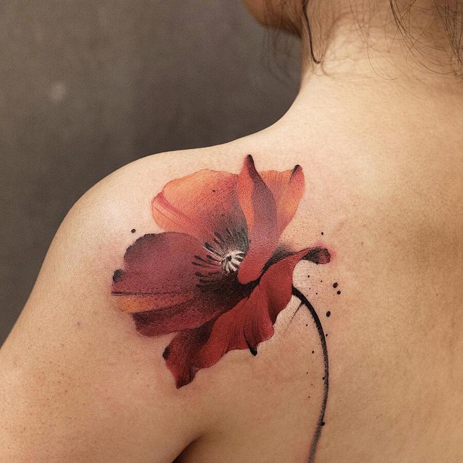 Tatuaggi Cinesi Di Chen Jie