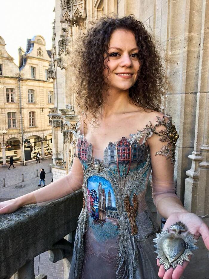 Vestiti Da Fiaba Sylvie Facon