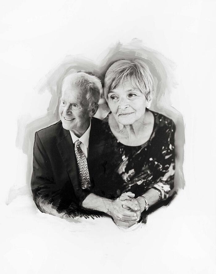 Coppie Spiegano Segreto Di Un Matrimonio Lungo e Felice David Weightman
