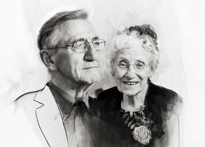 20 coppie raccontano il segreto di un matrimonio lungo e felice