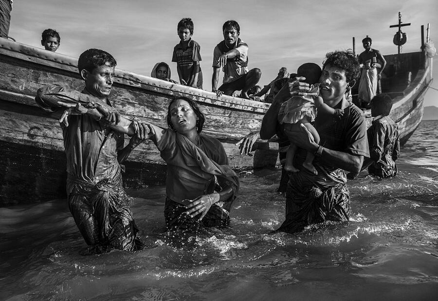 Finalisti Categorie World Press Photo Contest 2018 Kevin Frayer