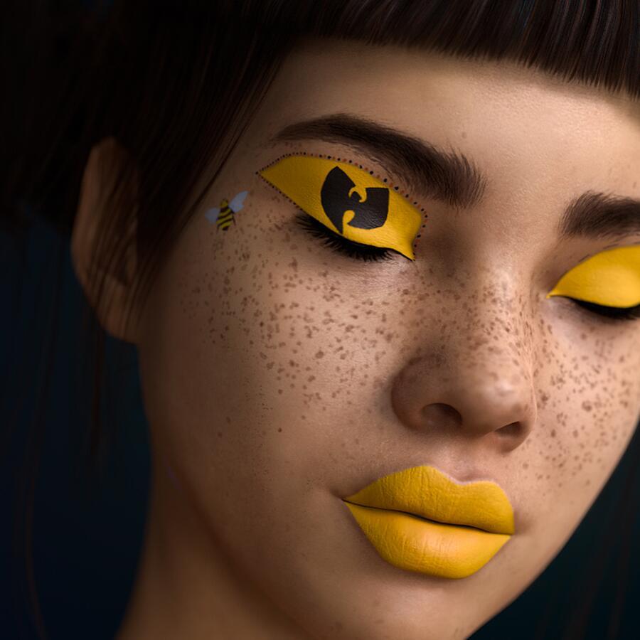 Miquela Sousa Avatar Digitale Instagram