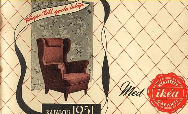 Come Era La Prima Copertina Catalogo Ikea