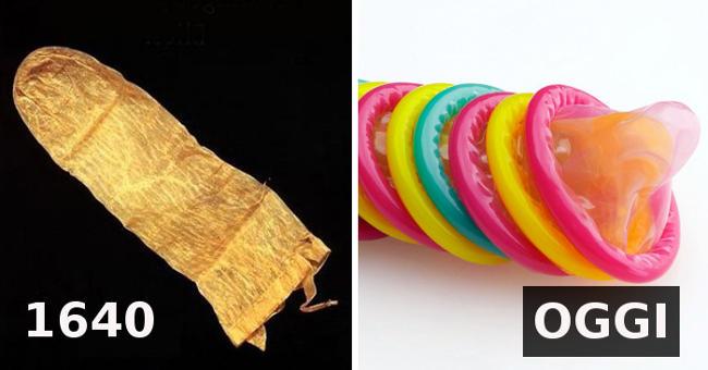 Come Erano i Preservativi