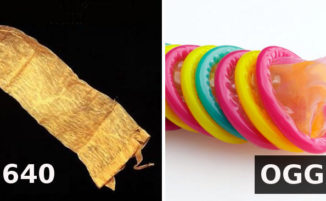 Ecco come erano 22 oggetti famosi alle loro origini