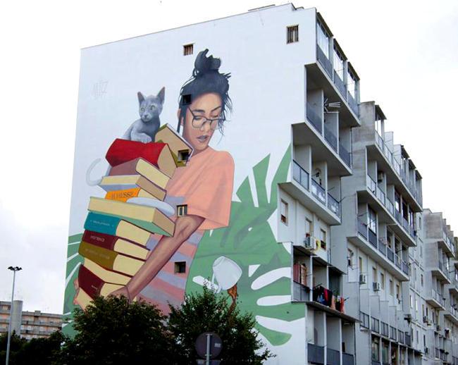 Opere Di Street Art Nel Mondo