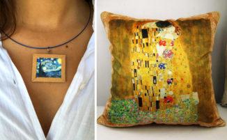 21 regali originali perfetti per chi ama la pittura