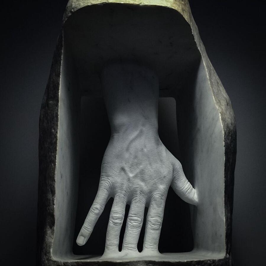 Sculture Marmo Jago Jacopo Cardillo