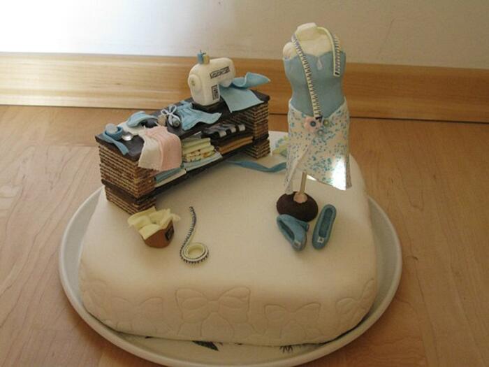 Torte Decorate Con Pasta Di Zucchero Kathy Knaus