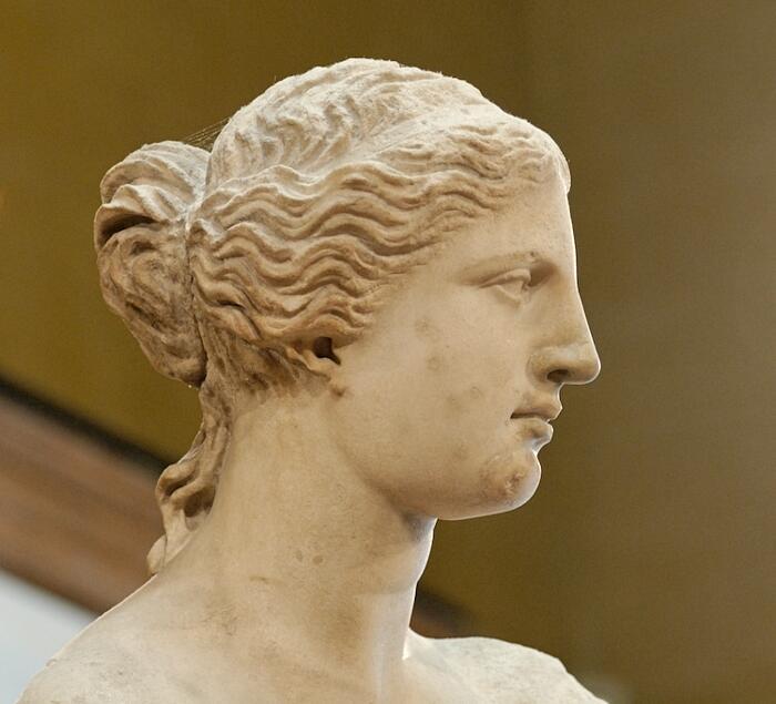 Storia Venere Di Milo