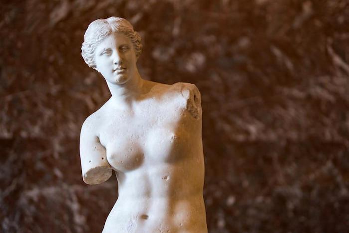 La misteriosa storia della celebre Venere di Milo