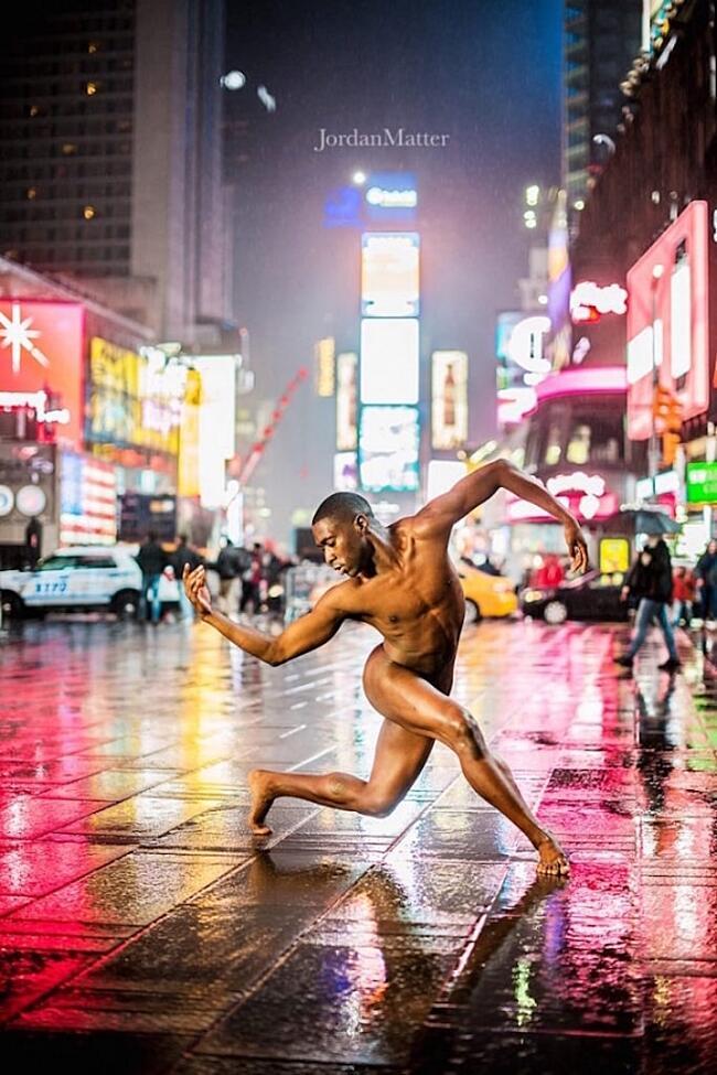 Foto Di Ballerini Che Danzano Jordan Matter