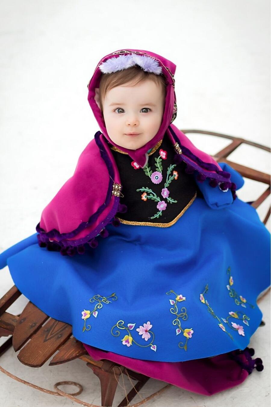 Bambina Vestita Da Principessa Disney Kaenel Photography