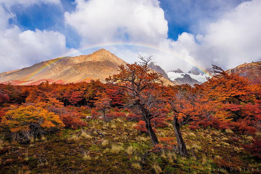 Foto Paesaggi Della Patagonia Doru Oprisan