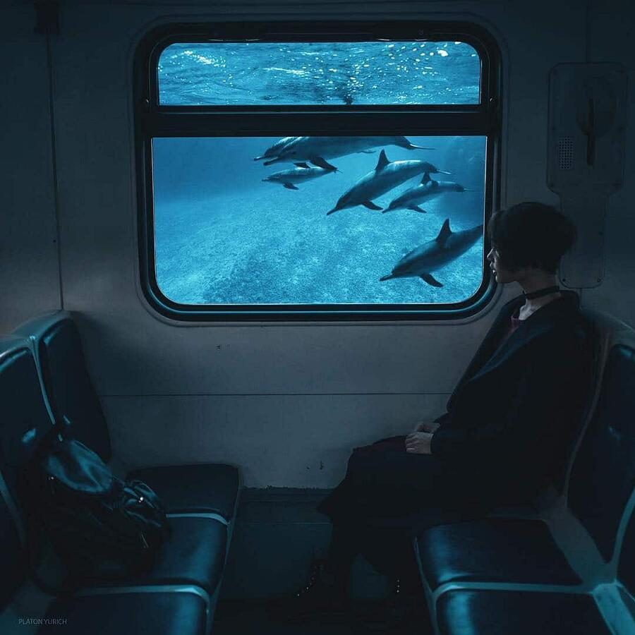 Foto Surreali Platon Yurich