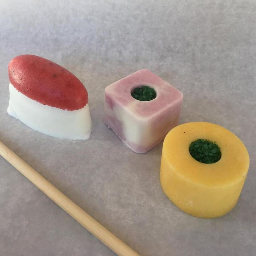 Gelato Sushi Gelarto New York