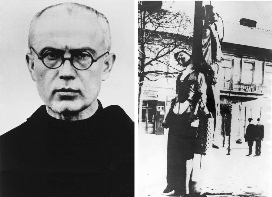 Il genocidio nella Polonia occupata dai nazisti tedeschi