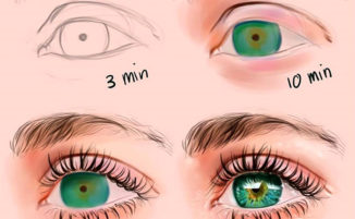 Artista mostra quanto tempo occorre per perfezionare le sue illustrazioni
