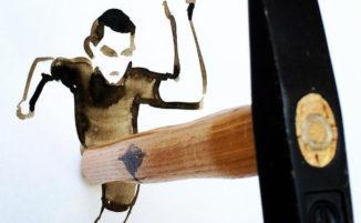 Artista trasforma scene di tutti i giorni in divertenti illustrazioni