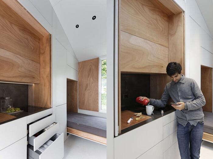 Micro casa su ruote aVOID, Leonardo Di Chiara