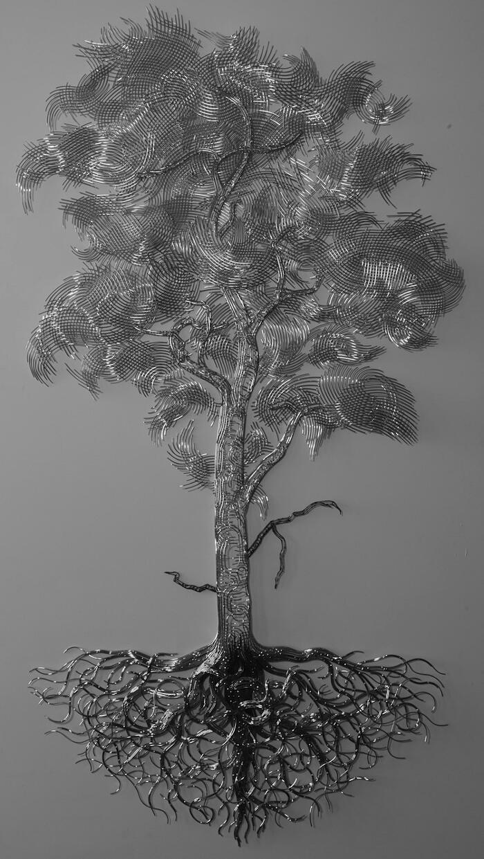 Sculture Di Metallo Martin Debenham