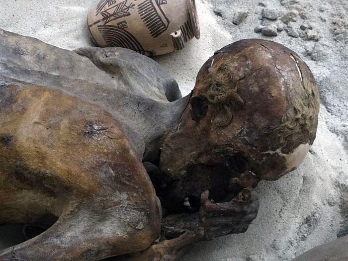 Tatuaggi più antichi del mondo su mummie egiziane