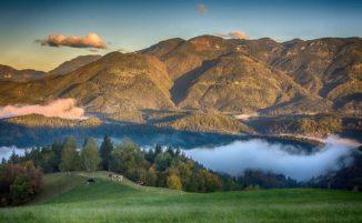 Le bellezze naturali della Slovenia