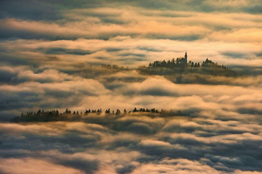Bellezze naturali della Slovenia, fotografia di Filip Eremita