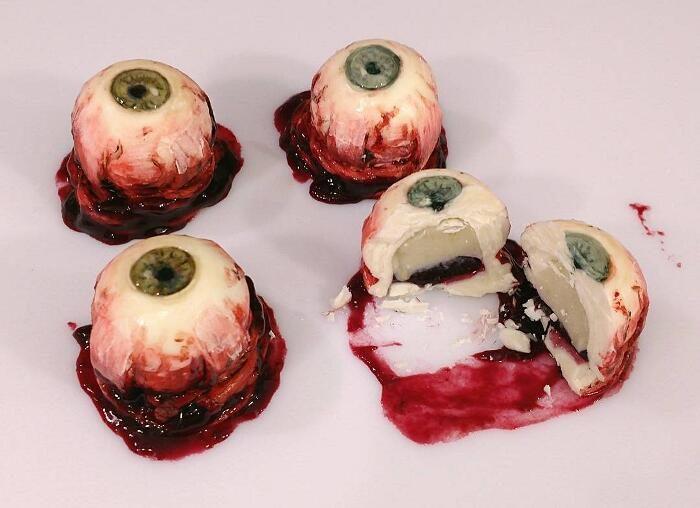 Iperrealistici dessert che vi faranno passare l'appetito
