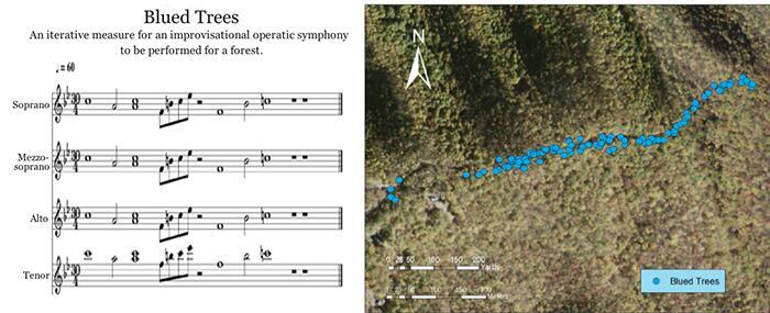 The Blueed Tree Symphony Aviva Rahmani