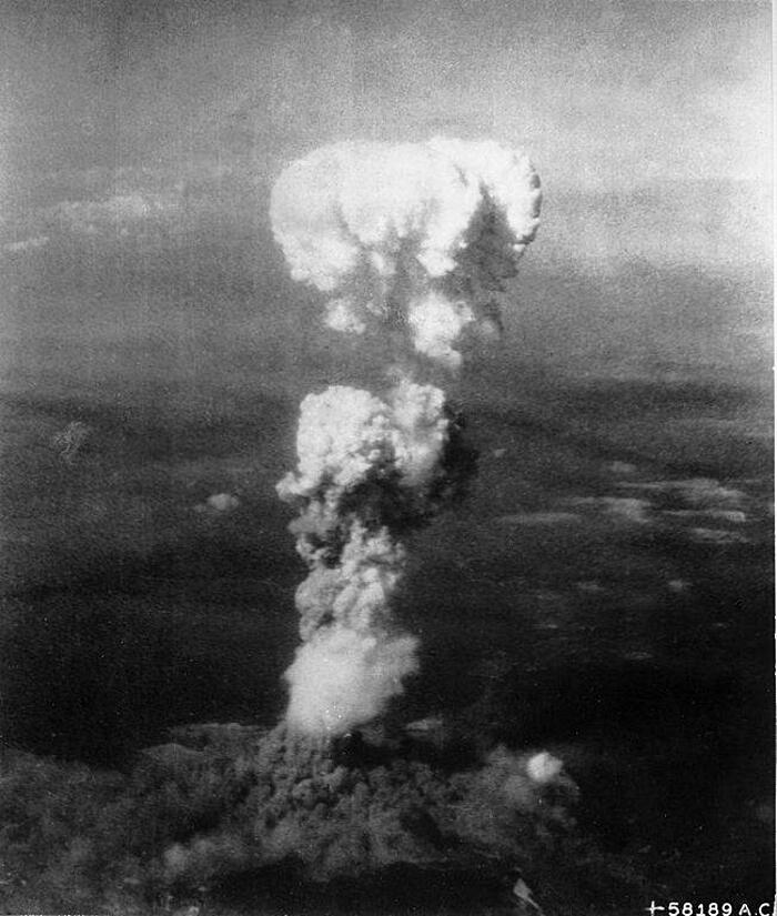 Bomba Atomica Hiroshima Effetti