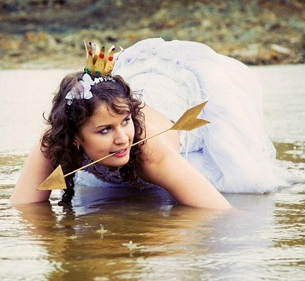 Foto Matrimoni Divertenti Russia