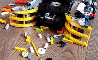 LEGO Rumba, l'aspirapolvere che rimuove i LEGO sparsi sul pavimento
