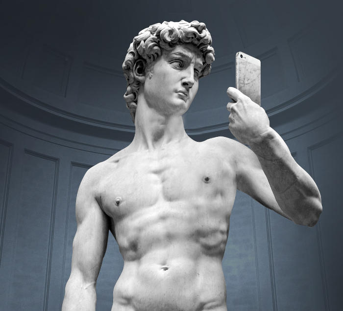 Il museo del selfie a Los Angeles