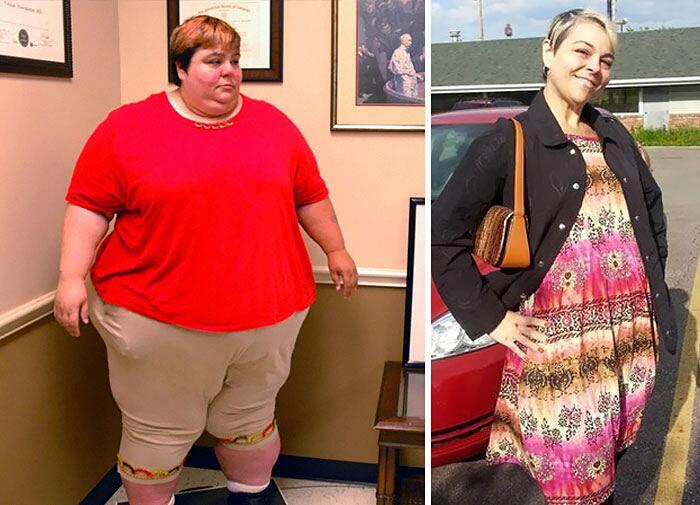 Persone Grasse Famose.25 Trasformazioni Incredibili Di Persone Obese Che Hanno