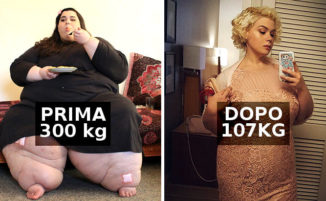 26 Trasformazioni incredibili di persone obese che hanno perso peso