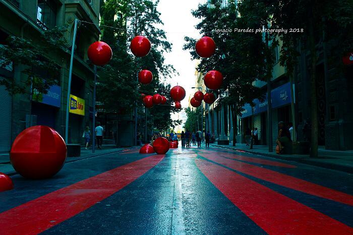 Strada Santiago Street Art Paseo Bandera Dasic Fernández Cile