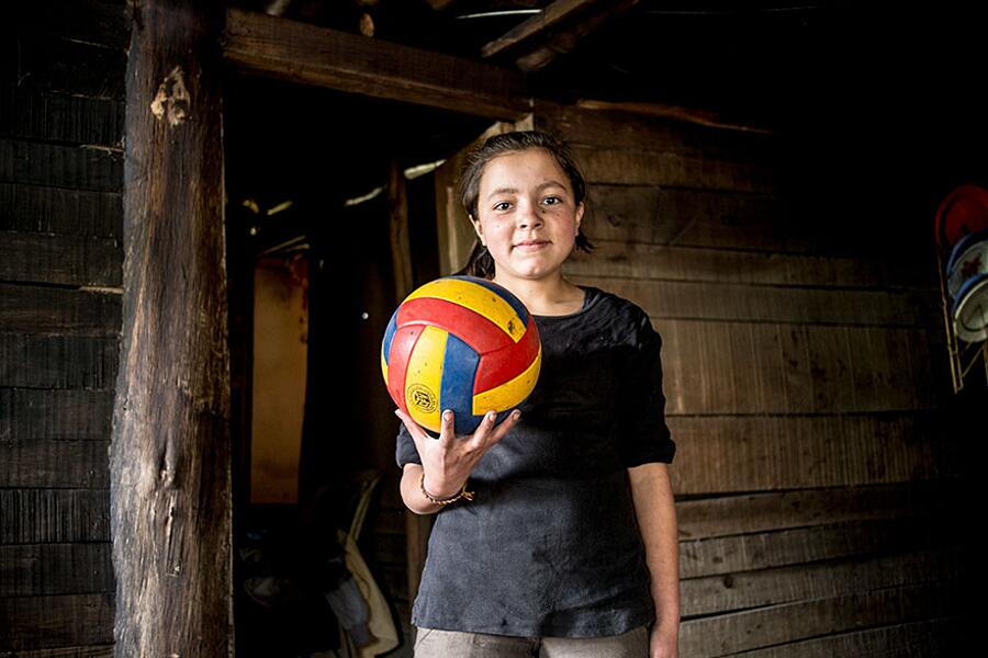 Giocattolo preferito da bambini di tutto il mondo con redditi diversi
