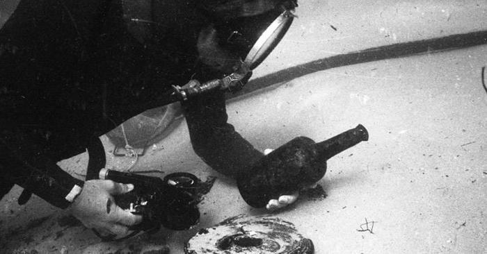 Trovano un lievito vecchio di 220 anni sul fondo dell'oceano e lo usano per creare la birra più antica del mondo
